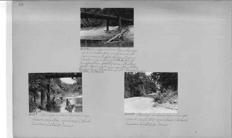 Mission Photograph Album - Negro #1 page 0020