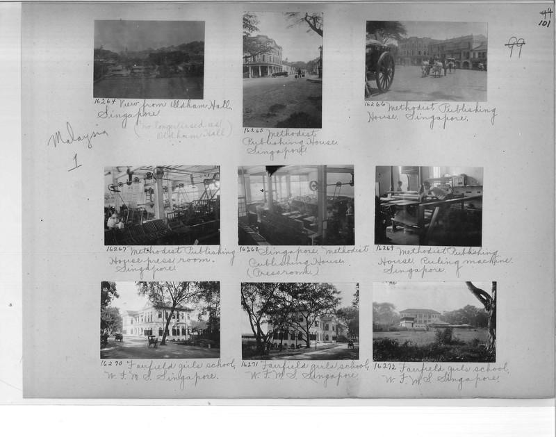 Mission Photograph Album - Malaysia #1 page 0101