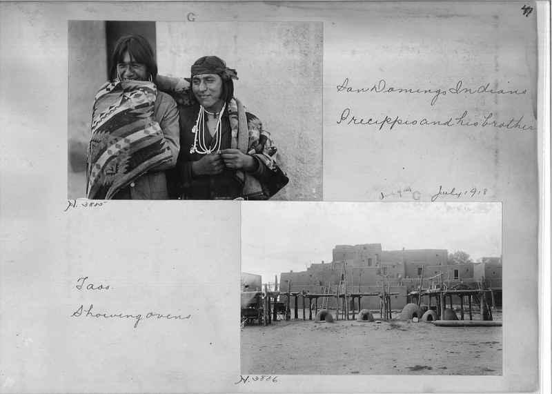 Mission Photograph Albums - Indians #1 page 0047