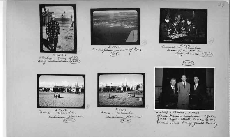 Mission Photograph Album - Alaska #2 page 0027