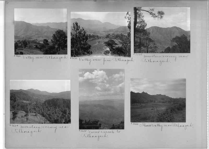 Mission Photograph Album - India #13 Page 0016