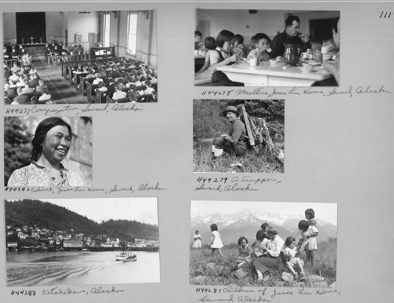 Mission Photograph Album - Alaska #1 page 0111