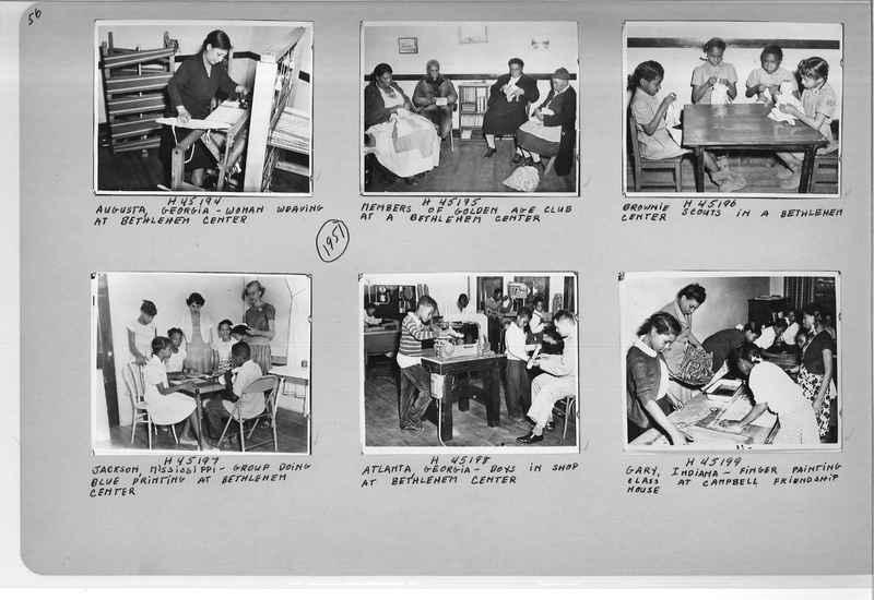 Mission Photograph Album - Negro #7 page 0056