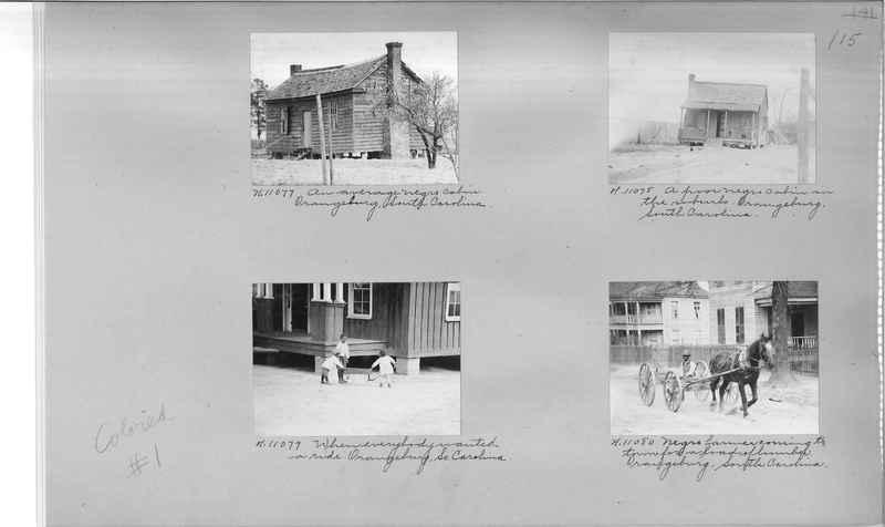 Mission Photograph Album - Negro #1 page 0115