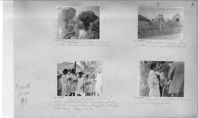 Mission Photograph Album - Puerto Rico #3 page 0019