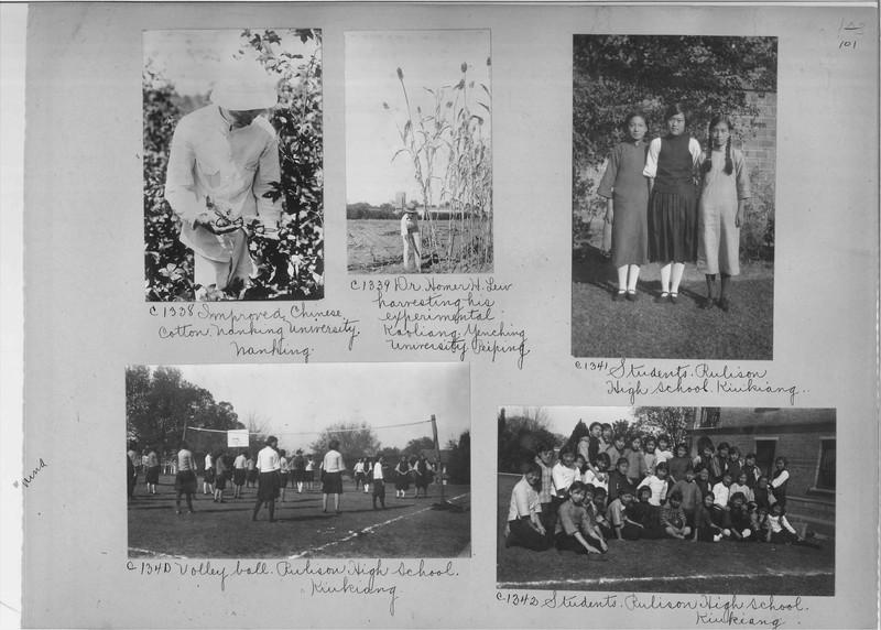 Mission Photograph Album - China #15 page 0101
