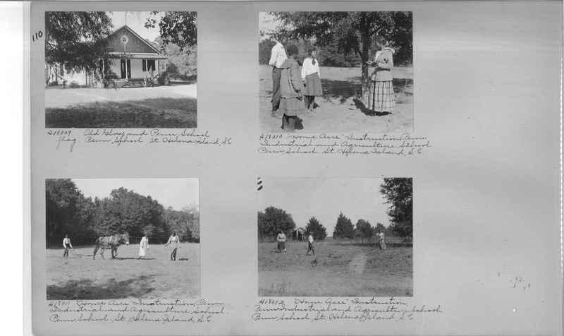 Mission Photograph Album - Negro #2 page 0110