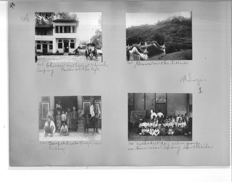 Mission Photograph Album - Malaysia #1 page 0048