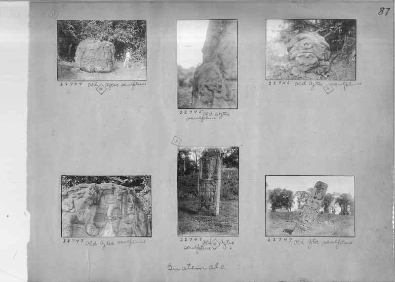 Mission Photograph Album - Panama #02 page 0087