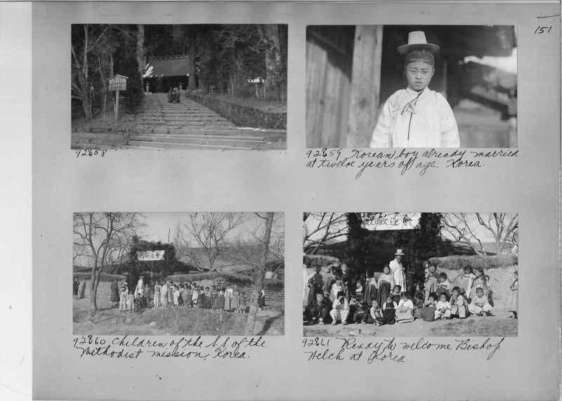 Mission Photograph Album - Korea #5 page 0151