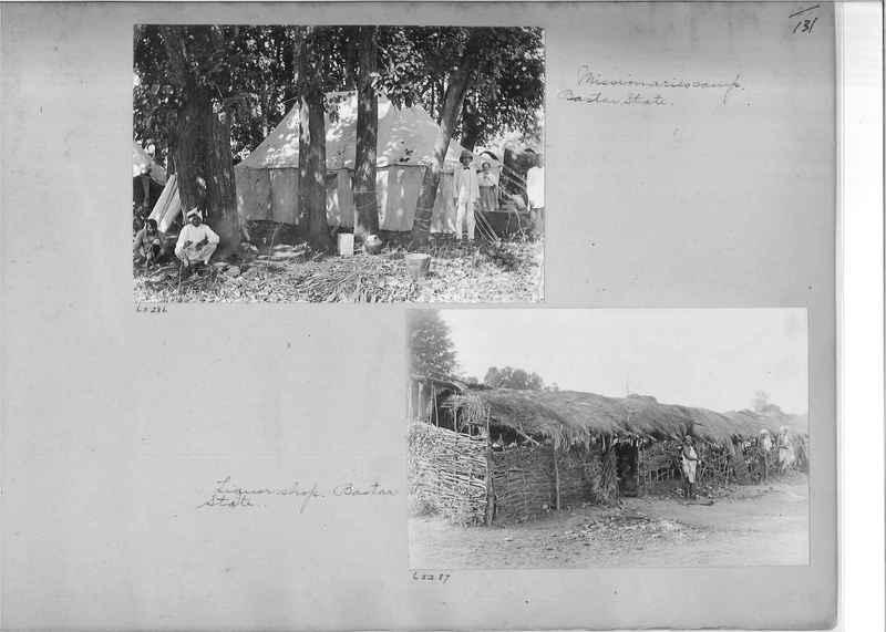 Mission Photograph Album - India #08 Page 0131