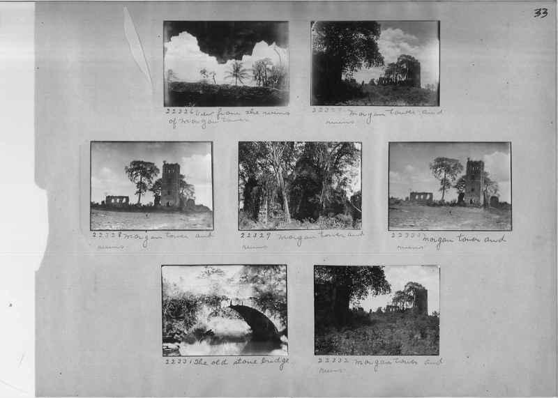 Mission Photograph Album - Panama #02 page 0033