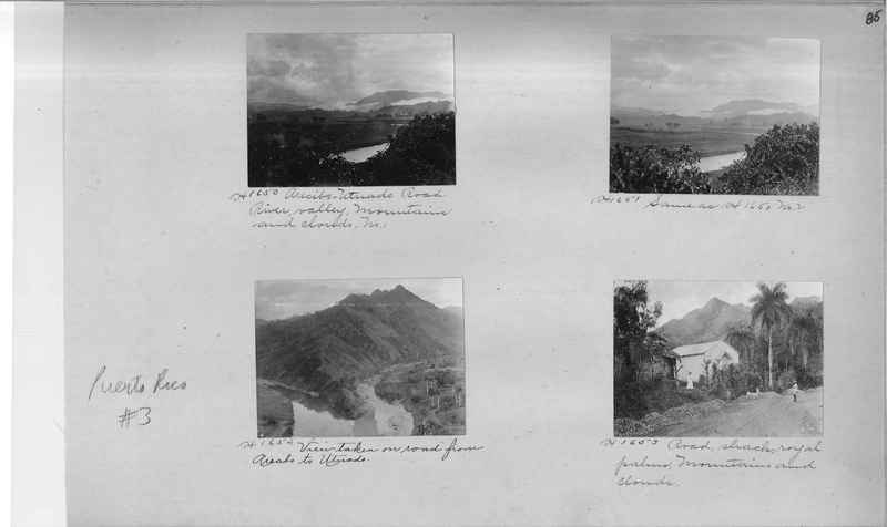 Mission Photograph Album - Puerto Rico #3 page 0085