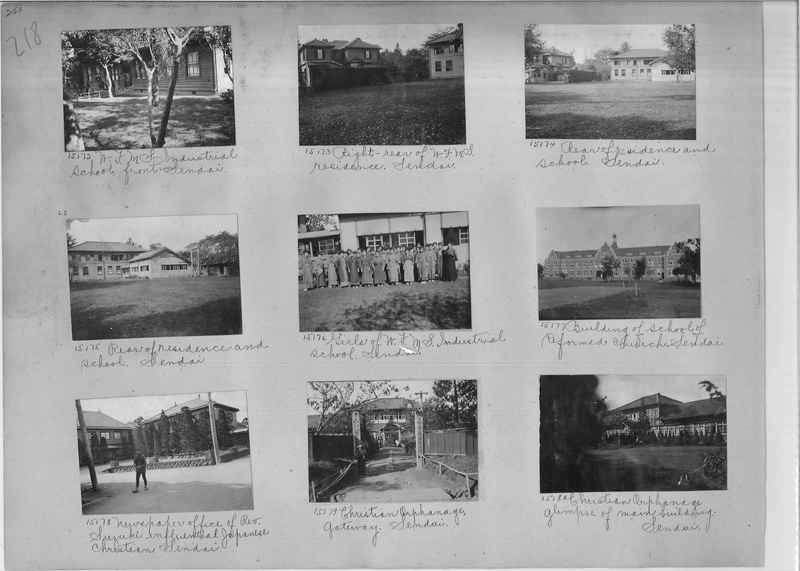 Mission Photograph Album -  Japan #01 Page 0218