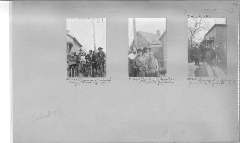 Mission Photograph Album - Negro #1 page 0065