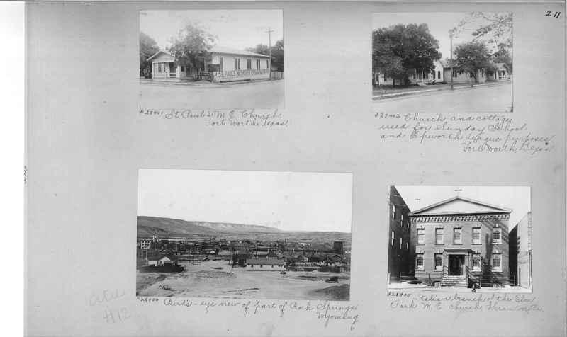 Mission Photograph Album - Cities #12 page 0211