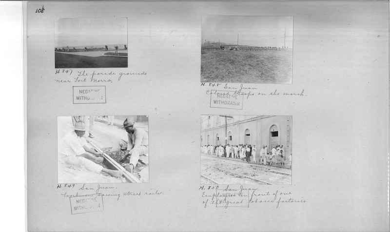 Mission Photograph Album - Puerto Rico #2 page 0108