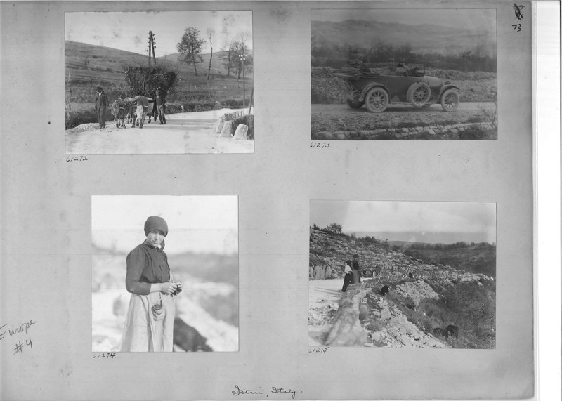 Mission Photograph Album - Europe #04 Page 0073