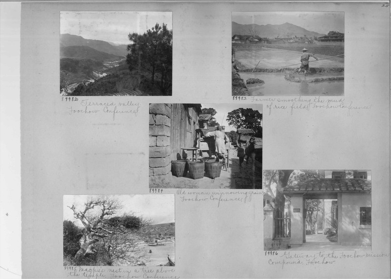Mission Photograph Album - China #14 page 0025