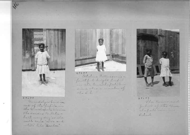 Mission Photograph Album - Panama #02 page 0116