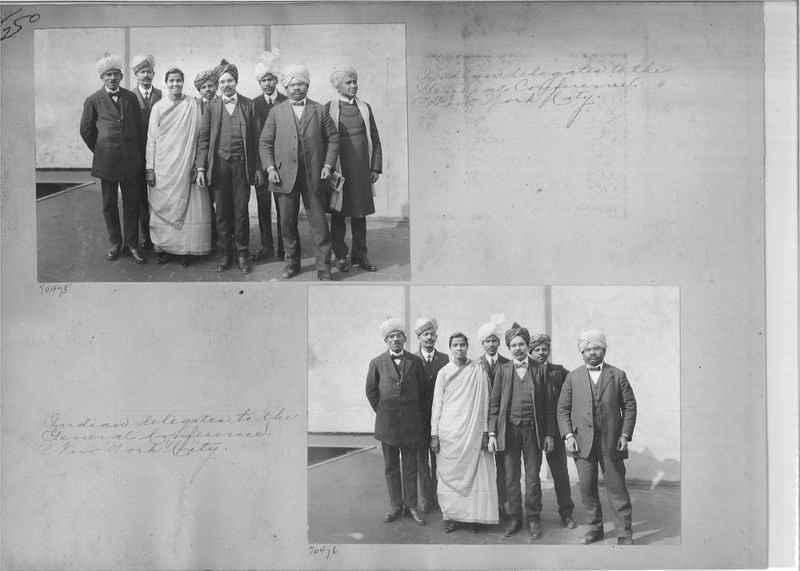 Mission Photograph Album - India #08 Page 0250