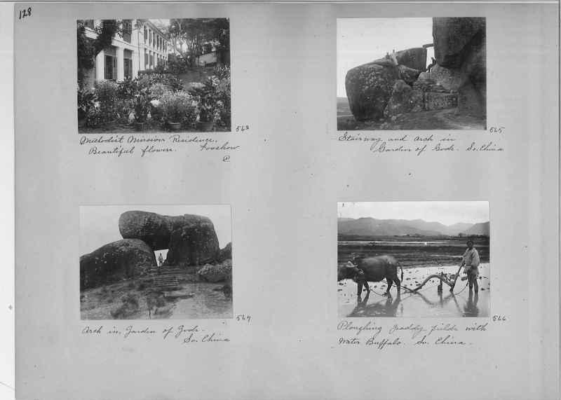 Mission Photograph Album - China #1 page  0128