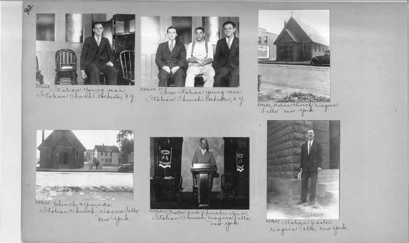 Mission Photograph Album - Cities #17 page 0092