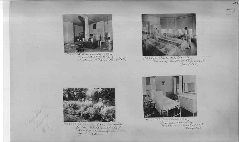Mission Photograph Album - Hospitals and Homes #1 page 0153