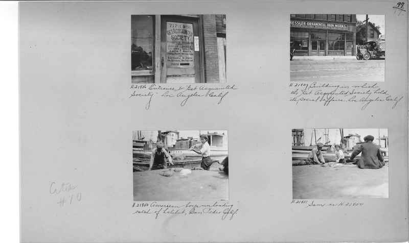 Mission Photograph Album - Cities #10 page 0097
