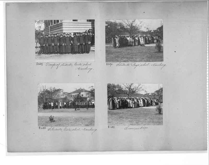 Mission Photograph Album - China #11 pg. 0022