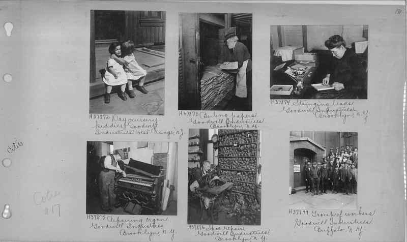 Mission Photograph Album - Cities #17 page 0191
