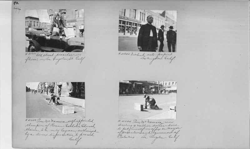 Mission Photograph Album - Cities #10 page 0092