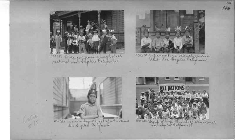 Mission Photograph Album - Cities #15 page 0175