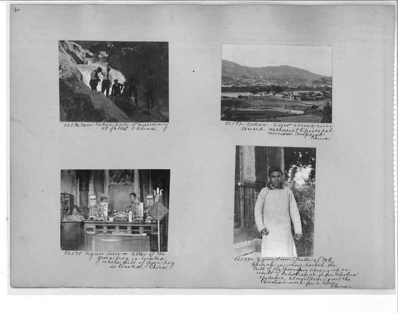 Mission Photograph Album - China #11 pg. 0062