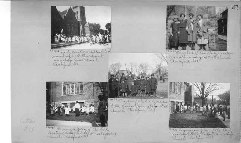 Mission Photograph Album - Cities #13 page 0157