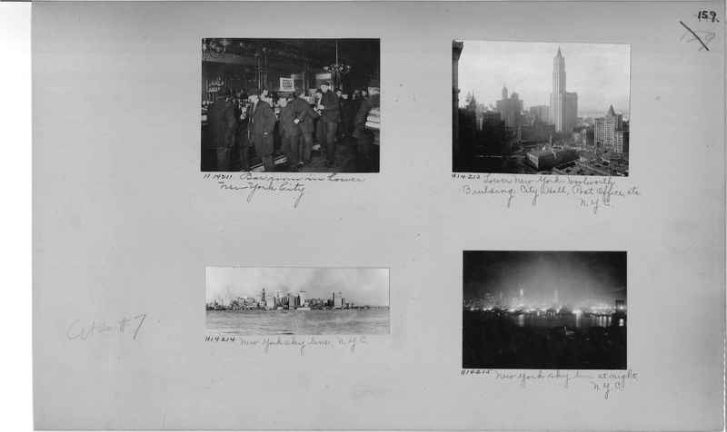 Mission Photograph Album - Cities #7 page 0159