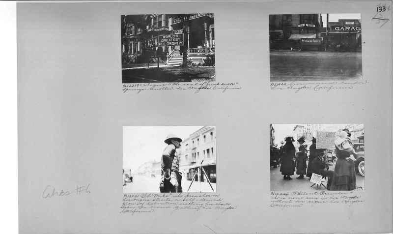 Mission Photograph Album - Cities #6 page 0133