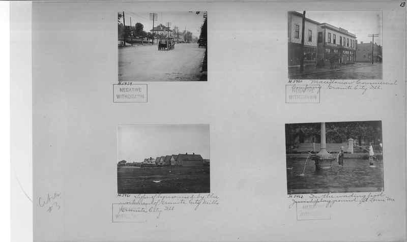 Mission Photograph Album - Cities #3 page 0013