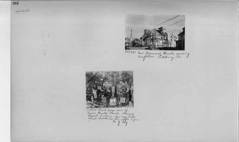 Mission Photograph Album - Cities #10 page 0224