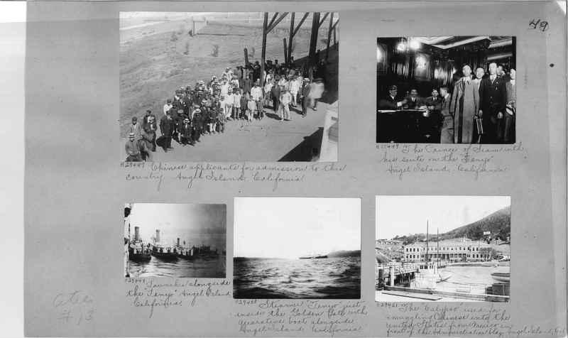 Mission Photograph Album - Cities #13 page 0049