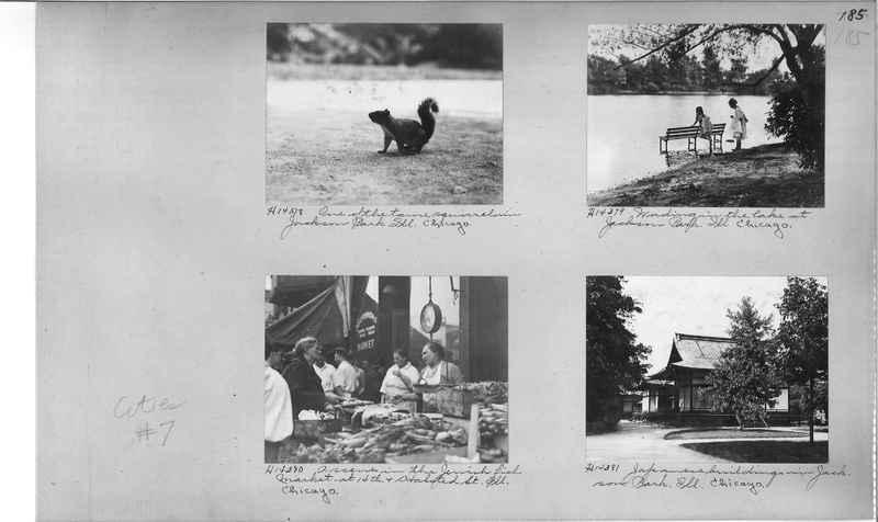 Mission Photograph Album - Cities #7 page 0185