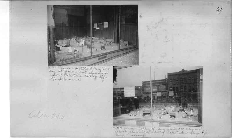 Mission Photograph Album - Cities #13 page 0061