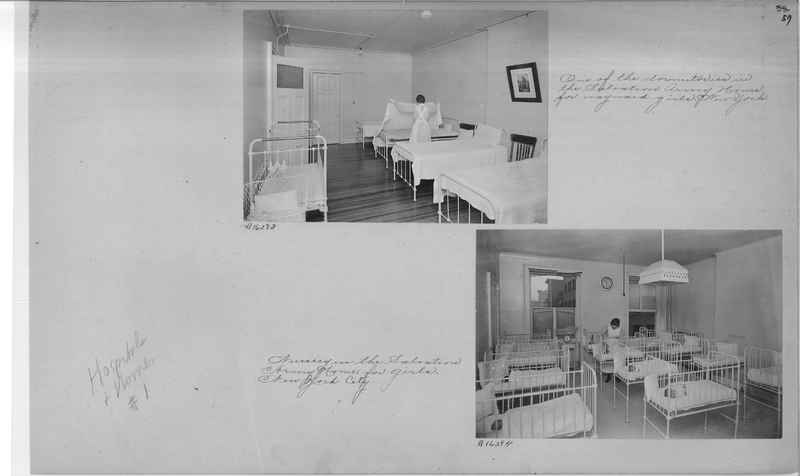 Mission Photograph Album - Hospitals and Homes #1 page 0057