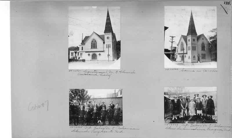 Mission Photograph Album - Cities #7 page 0135
