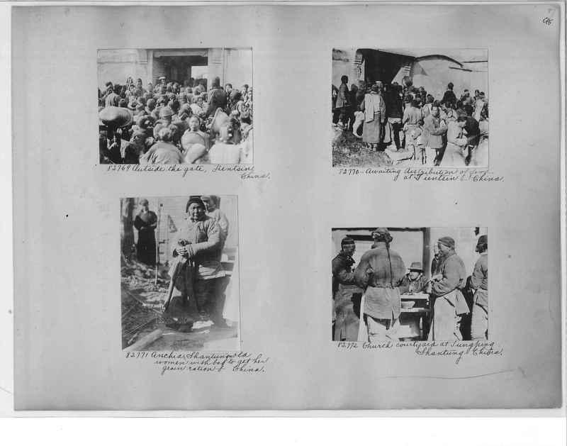 Mission Photograph Album - China #11 pg. 0095
