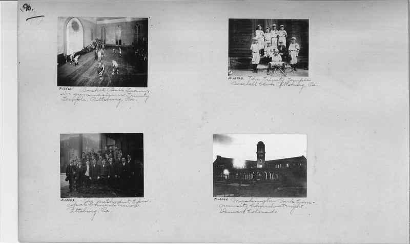 Mission Photograph Album - Cities #7 page 0090