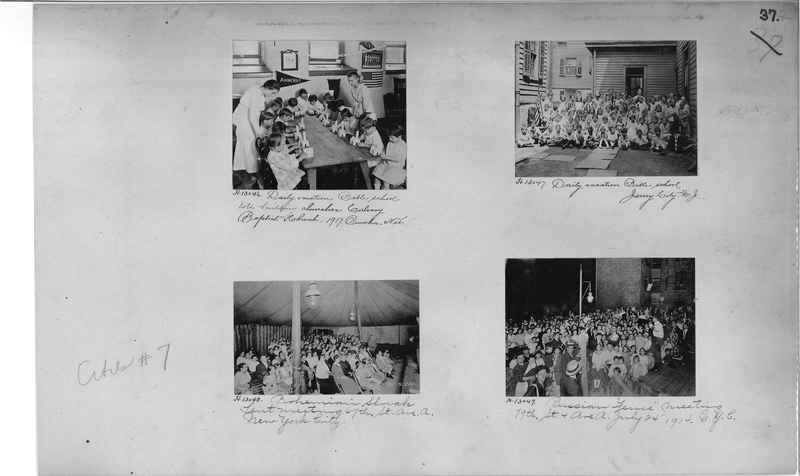 Mission Photograph Album - Cities #7 page 0037