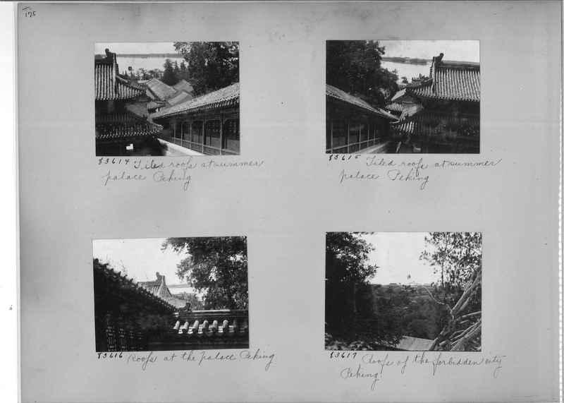 Mission Photograph Album - China #11 page 0175