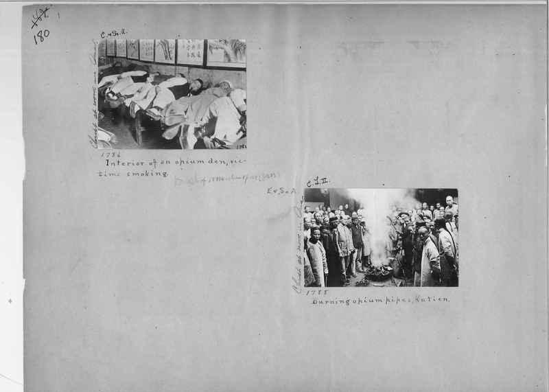 Mission Photograph Album - China #1 page  0180