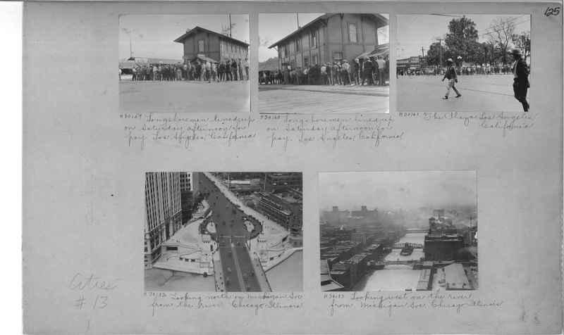 Mission Photograph Album - Cities #13 page 0125